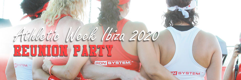 IRON SYSTEM® Athletic Week 2020 auf IBIZA!