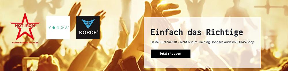 Willkommen im neuen IFHIAS Fan-Shop