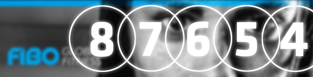 Der Countdown zur FIBO 2018 läuft