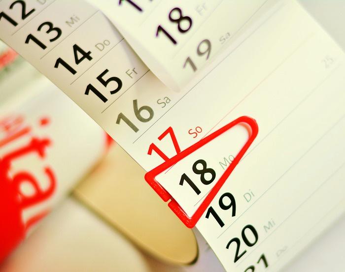 Der Countdown zum Jahresende - Das Jahr 2019 kann beginnen