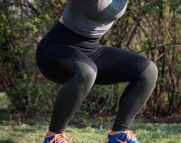 Die Kniebeuge – mehr Gewicht oder mehr Tempo?