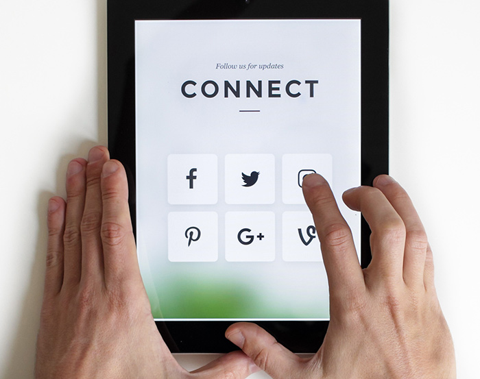 IFHIAS bei Social Media