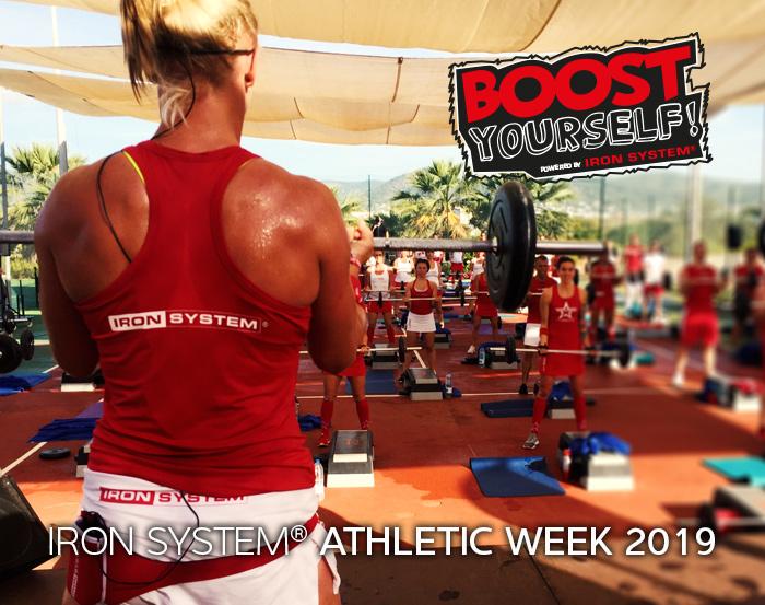 IRON SYSTEM® Athletic Week 2019 - jetzt buchbar!