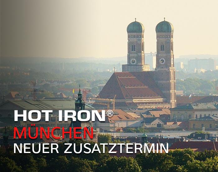 Neuer Zusatztermin in München
