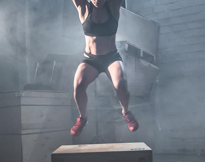 """Plyometrics"" im Fitnesstraining?"