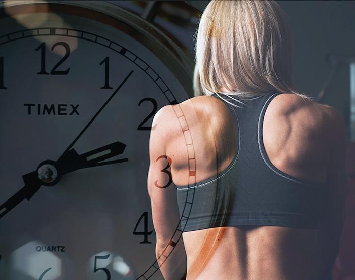 """""""Protein-Timing"""" – wie wichtig ist der Proteinsnack vor dem Schlafengehen?"""
