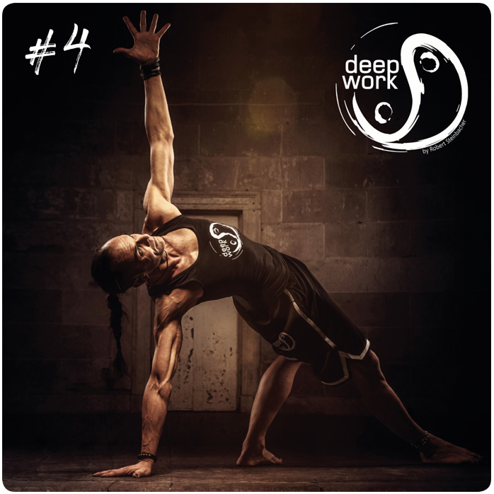 Cover deepWORK® Music CD #4