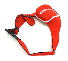 IRON SYSTEM® Microbelt, red
