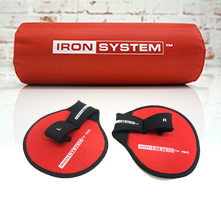 IRON SYSTEM® Profi Package, red