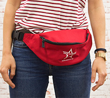 IRON SYSTEM® Hip Bag