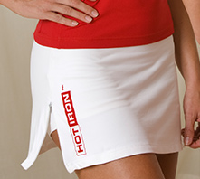 IRON SYSTEM® Skirt, white