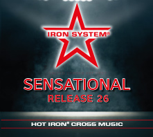 HOT IRON® CROSS Release 26 Sensational