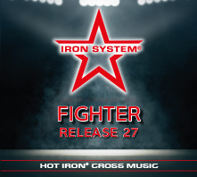 HOT IRON® CROSS Release 27 Fighter