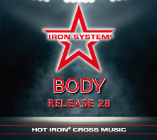 HOT IRON® CROSS Release 28 Body