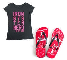 IRON SYSTEM® Summer-Deal: Woman's World