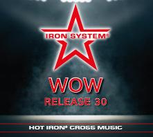 HOT IRON® CROSS Release 30 WOW