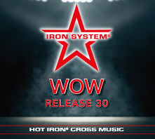 HOT IRON® CROSS Release 30 WOW