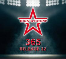 "HOT IRON® CROSS Release 32 ""365"""