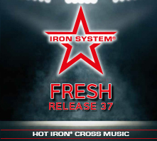 "HOT IRON® CROSS Release 37 ""FRESH"""