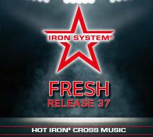 "HOT IRON® CROSS Release 37 ""FRESH"""